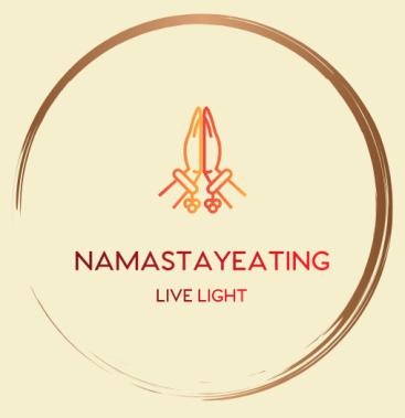 Namastayeating logo